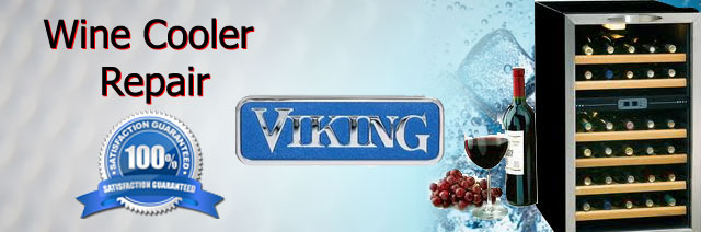 viking wine cooler repair
